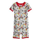 Disney's Mickey Mouse Toddler Boy Pajama Romper