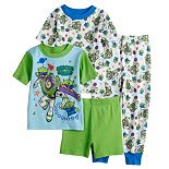 Disney / Pixar Toy Story 4 Toddler Boy 4 Piece Pajama Set
