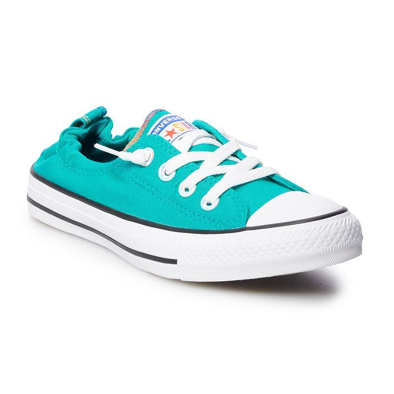 Women's Converse Chuck Taylor All Star Shoreline Sneakers, Size: 7.5, Green