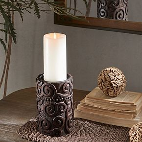 INK + IVY Pacheco Medium Candle Holder
