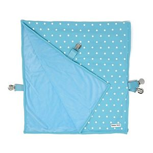 Bazzle Galaxy Go Polka Dot Travel Blanket