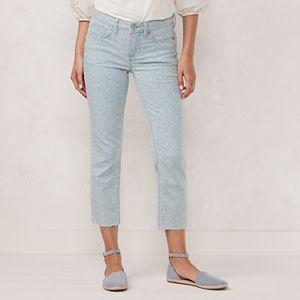 Women's LC Lauren Conrad The Skinny Crop Jeans