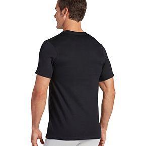 Big & Tall Jockey® Classic V-Neck T-Shirt - 6 Pack