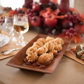 Nordic Ware Autumn Cakelet Pan
