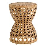 SONOMA Goods for Life® Cane Weave Hourglass Accent Table