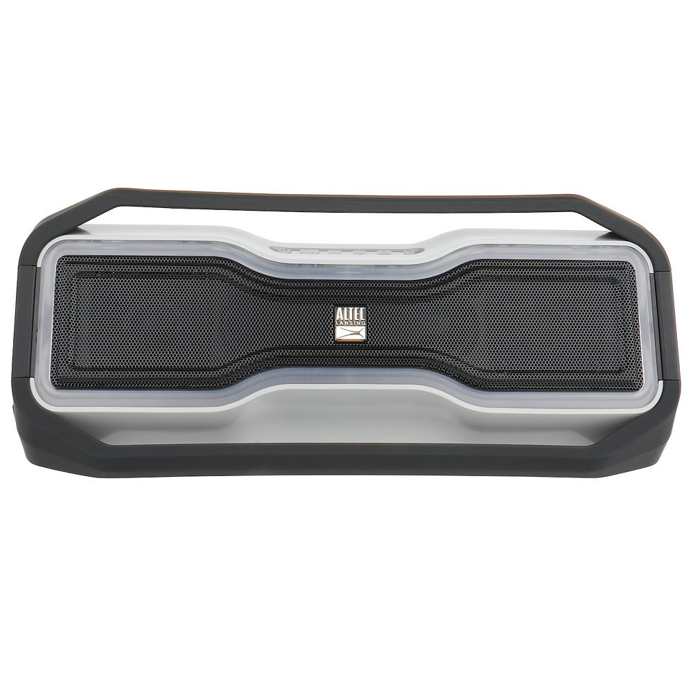 Altec Lansing Rock Box Mini Bluetooth Speaker