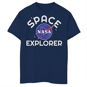 Boys 8-20 NASA Space Explorer Graphic Tee