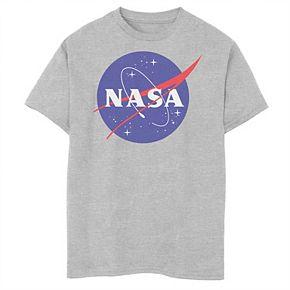 Boys 8-20 NASA Classic Distress Logo Graphic Tee