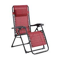 Sonoma Goods For Life Regular Antigravity Chair + $10 Kohls Cash Deals