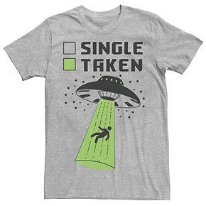 Men's Single or Taken Tee