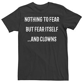 Men's Halloween Nothing To Fear Tee