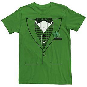 Men's St. Patrick's Day Tuxedo Tee