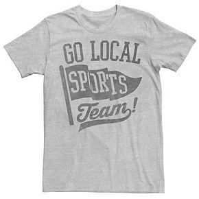 Men's Go Local Sports Team Tee