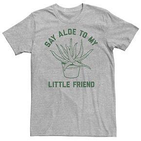 Men's Aloe Plant Tee