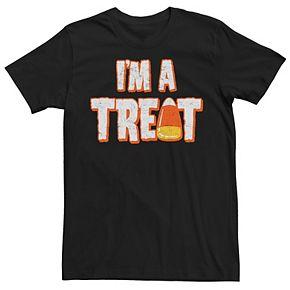 Men's I'm A Treat Candy Corn Tee
