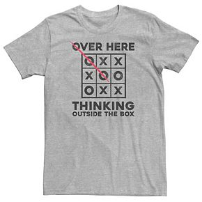 Men's Thinking Outside The Box Tee