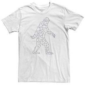 Men's Bigfoot Geometric Tee