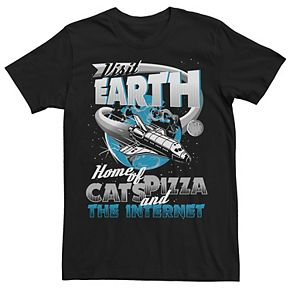Men's Visit Earth Tee