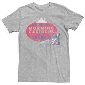 Men's Saturday Mornings Tee