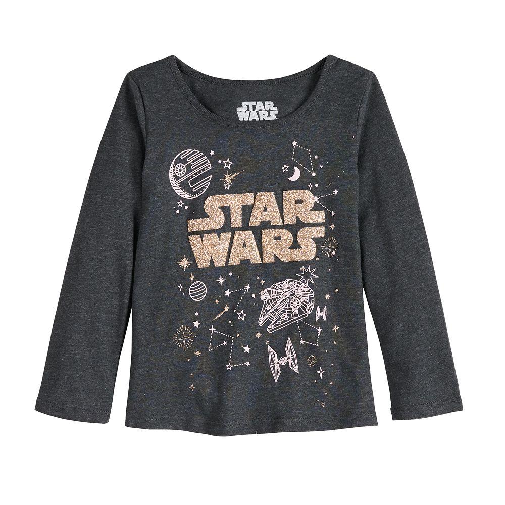 Toddler Girl Jumping Beans® Star Wars Tee
