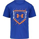 Toddler Boy Under Armour Home Plate Baseball Graphic Tee