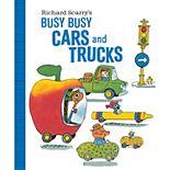 Busy Busy Cars and Trucks by Penguin Random House