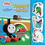 Thomas and Friends Thomas' Magnetic Play Book by Penguin Random House