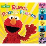 Sesame Street Elmo's Book of Friends by Penguin Random House