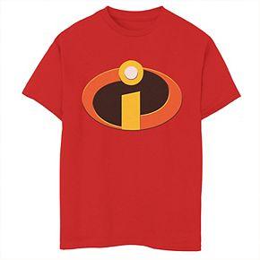 Boys 8-20 Disney Pixar Incredibles Logo Tee