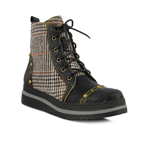 L'Artiste By Spring Step Rehja Women's Ankle Boots