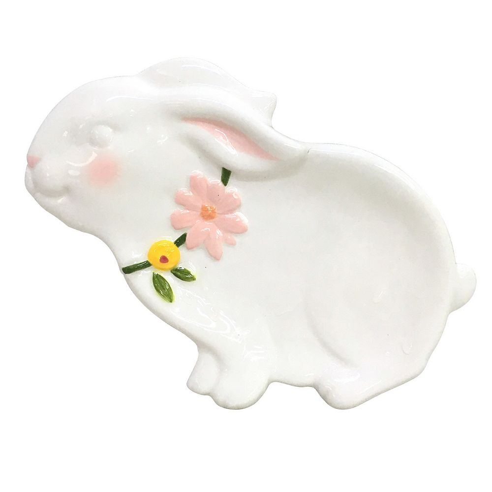 Celebrate Easter Together Bunny Spoon Rest