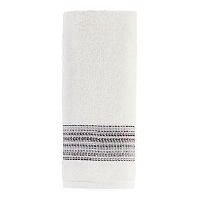Saturday Knight, Ltd. Geo Stripe Hand Towel