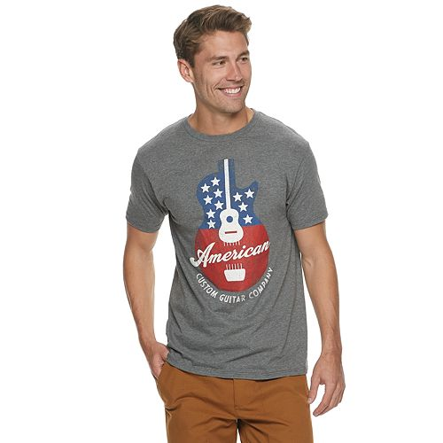 Men's SONOMA Goods for Life® Supersoft Americana Graphic Tee