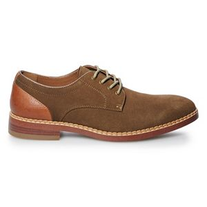 Sonoma Goods For Life® Diego Men's Suede Oxford Shoes