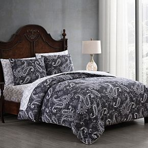 Cristobal Paisley Comforter Set