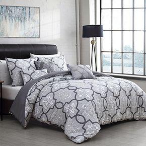 Lawton Reversible Comforter Set