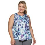 Plus Size Tek Gear® Performance Tank Top
