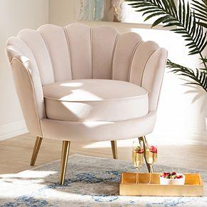 Baxton Studio Cosette Chair
