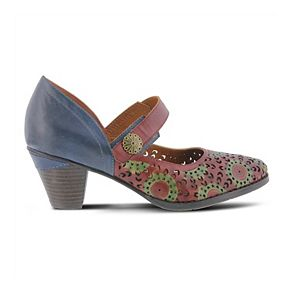 L'Artiste By Spring Step Lajuan Women's Mary Jane Shoes