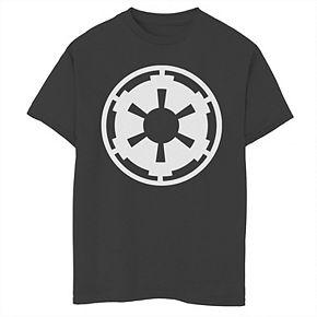 Boys 8-20 Star Wars Empire Emblem Tee