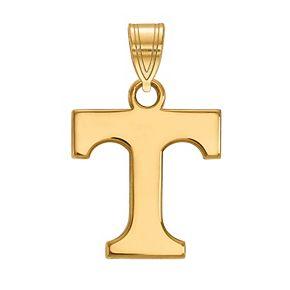 LogoArt Tennessee Volunteers 14K Yellow Gold Small Pendant