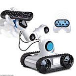 Sharper Image Toy RC Robotic Arm with Wheels