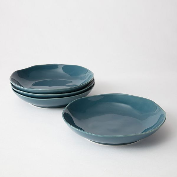 Scott Living 4 Pc Pasta Bowl Set