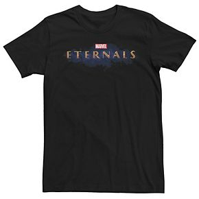 Men's Marvel Eternals Logo Graphic Tee