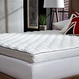 Behrens Kensington Manor by Behrens 3-in. Charcoal Infused Memory Foam Supreme Mattress Topper