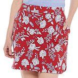Women's Croft & Barrow® Knit Skort