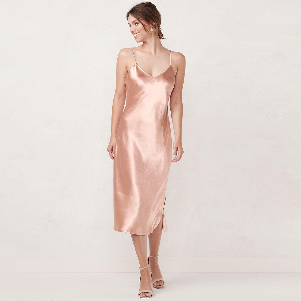 Women's LC Lauren Conrad Slip Dress