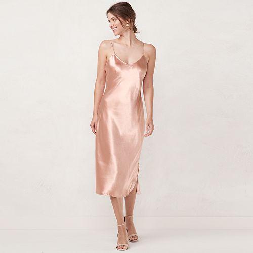 Women's Lc Lauren Conrad Slip Dress by Lc Lauren Conrad