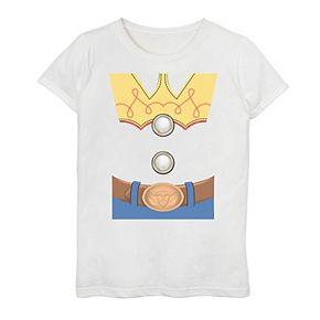 Girls 7-16 Disney / Pixar Toy Story Jessie Costume Graphic Tee