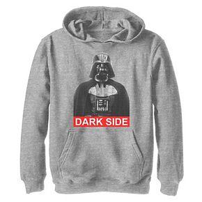 Boys 8-20 Star Wars Darth Vader Dark Side Graphic Hoodie